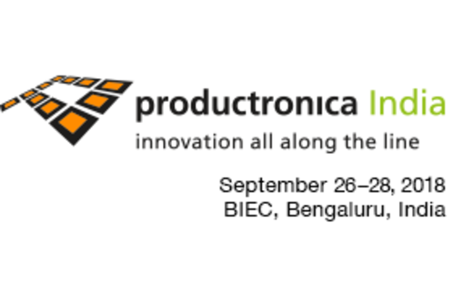 Productronica India 2018